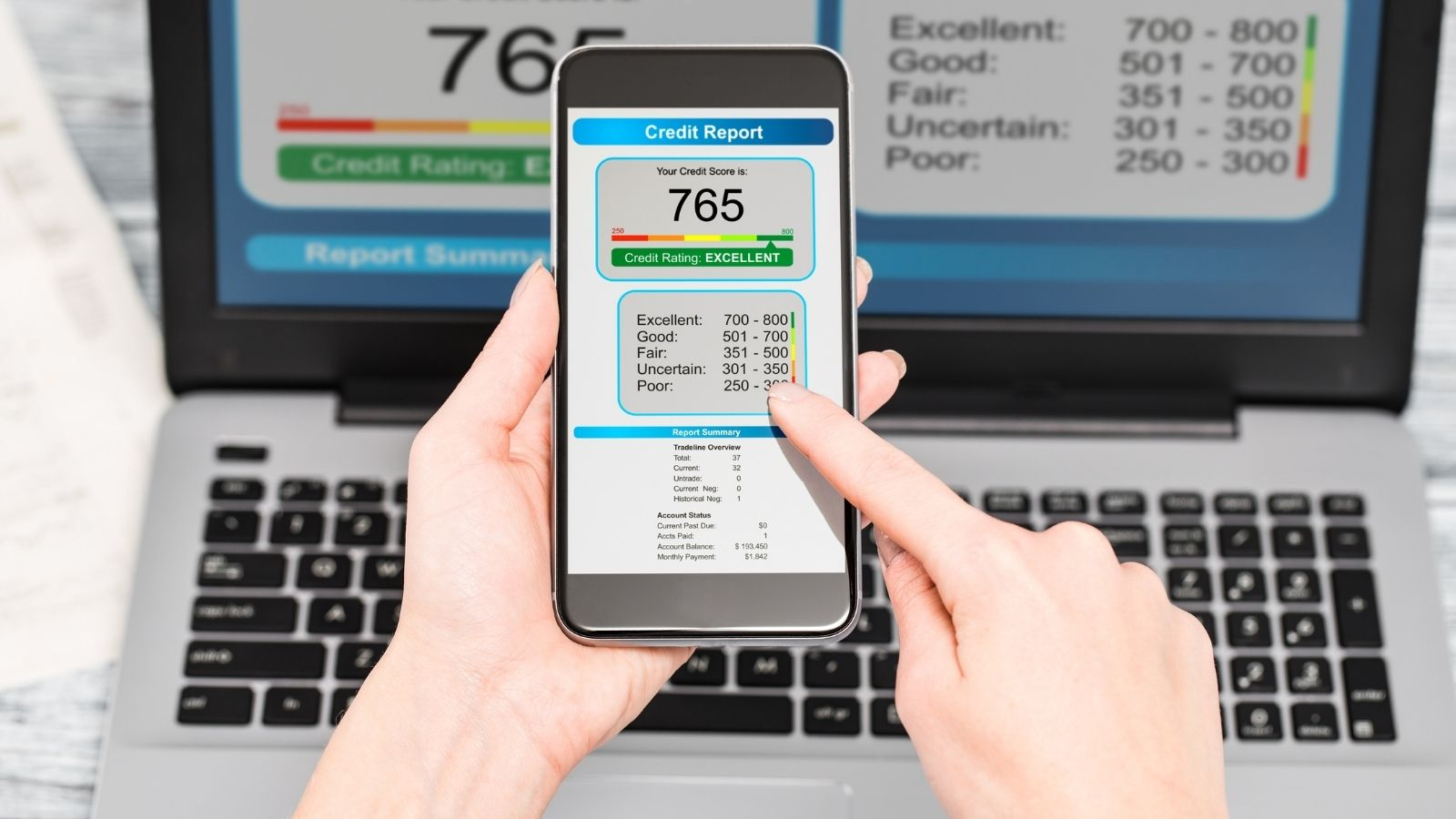 What Credit Score Is Needed When Purchasing A Home?