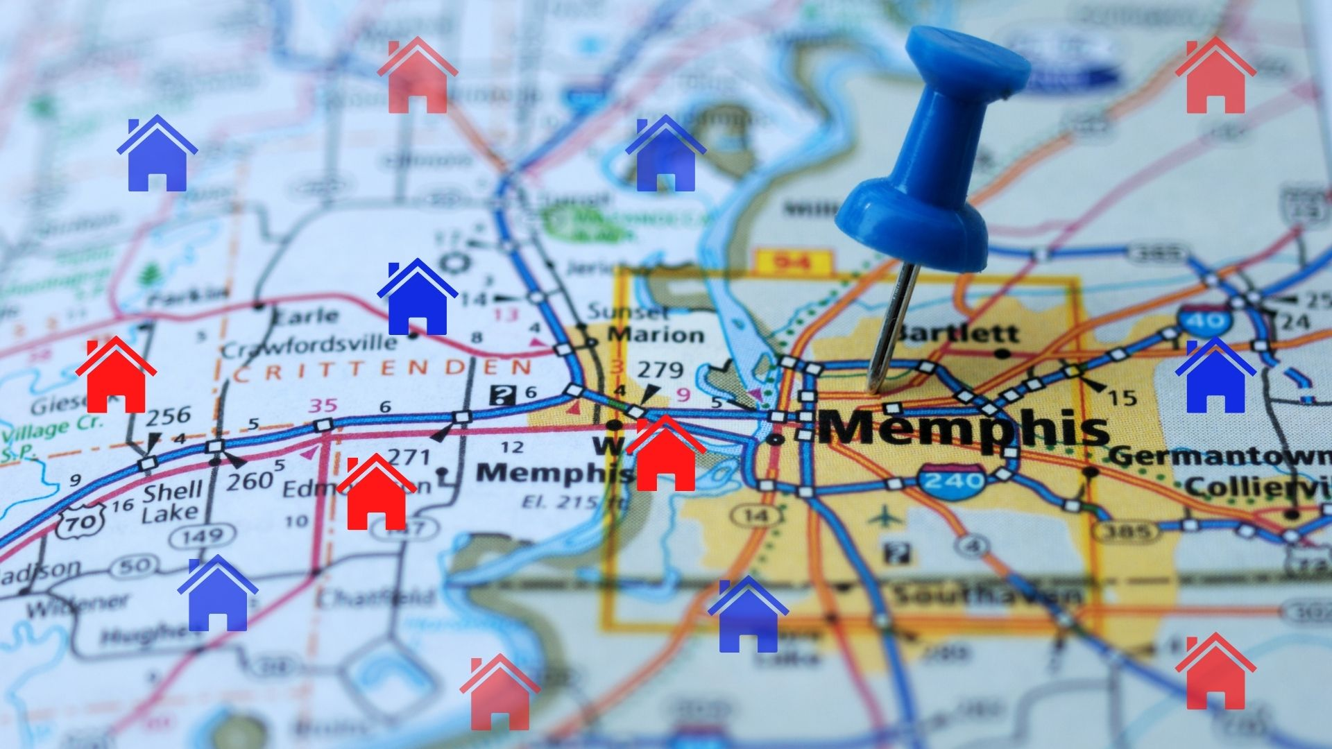 Memphis Metro Real Estate Market Report - July 2021